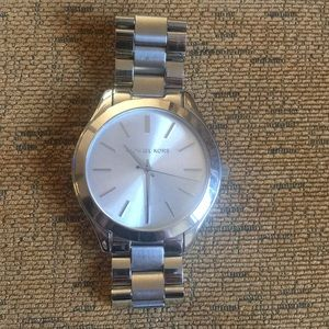 Michael Kors Women's Silver Watch